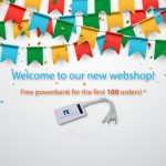 Welcome to our new webshop! (MLS)