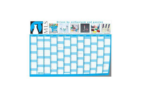 MLS calendar 2018